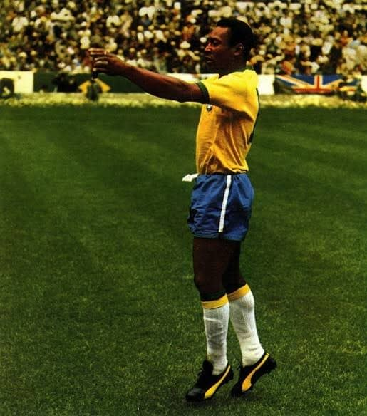 Puma King Pele: How Pele helped Puma 1